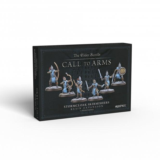 The Elder Scrolls: Call to Arms - Stormcloak Skirmishers Resin Expansion