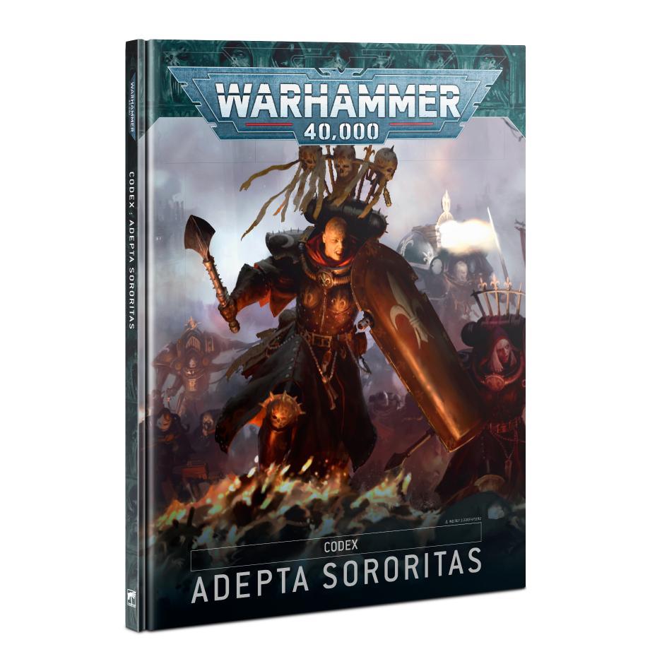 Codex: Adepta Sororitas (Hardback) (English)