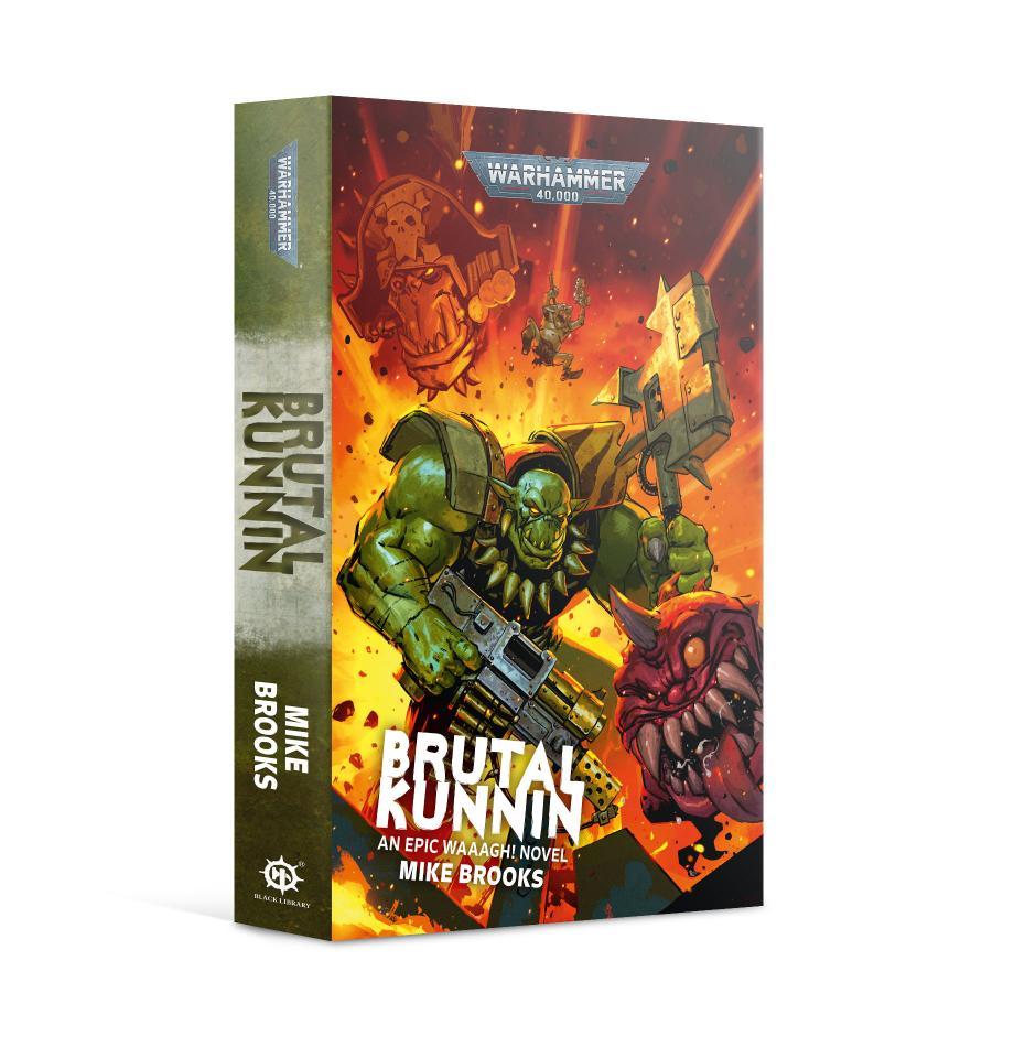 Brutal Kunnin (Paperback)