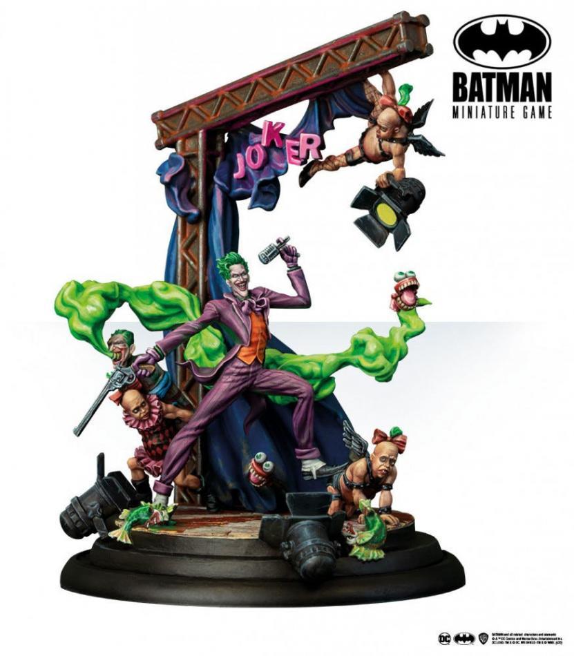 The Joker - Back To Gotham