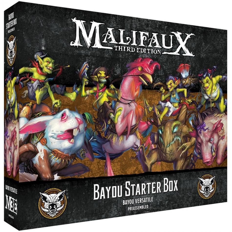 Bayou Starter Box