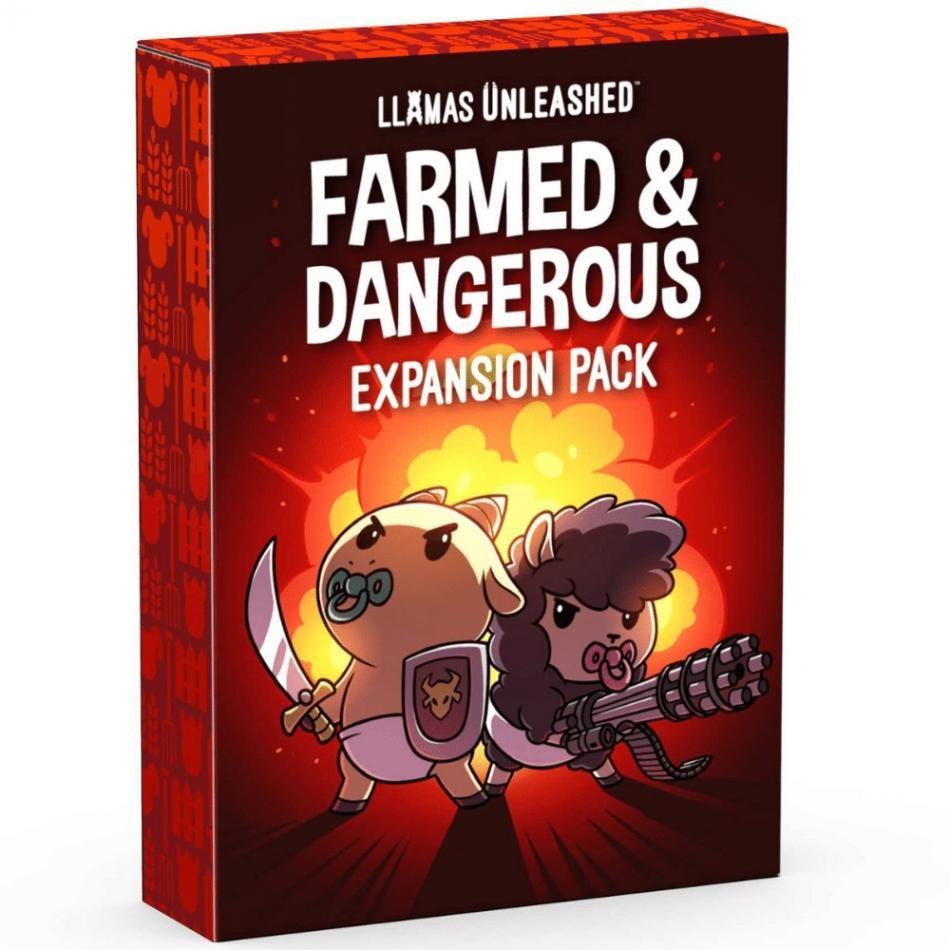 Llamas Unleashed: Farmed & Dangerous Expansion