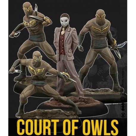 The Court Owls Crew