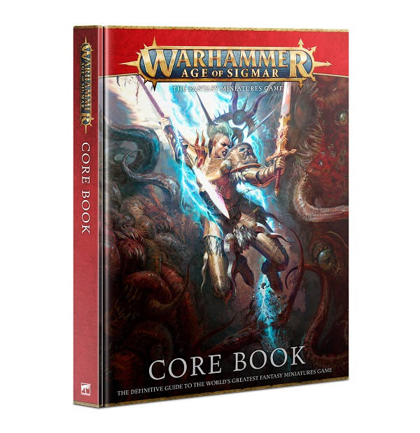 Age of Sigmar: Core Book 3rd Ed (English)