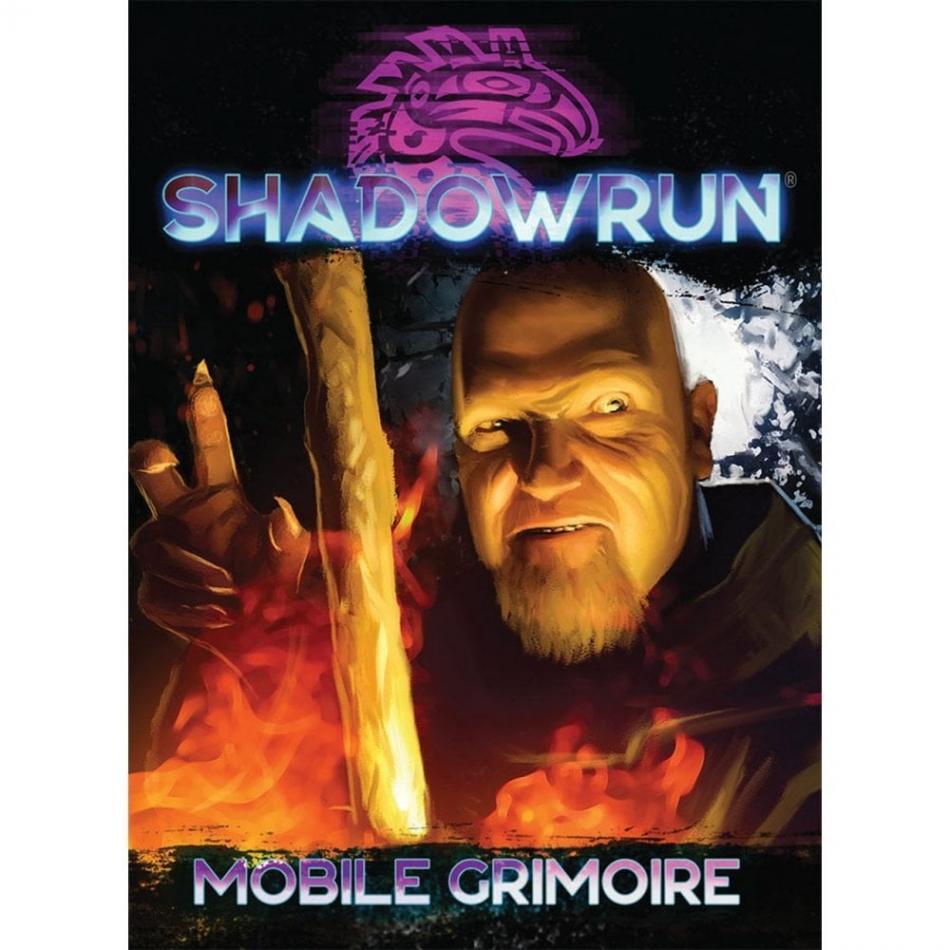 Shadowrun Mobile Grimoire Spell Cards