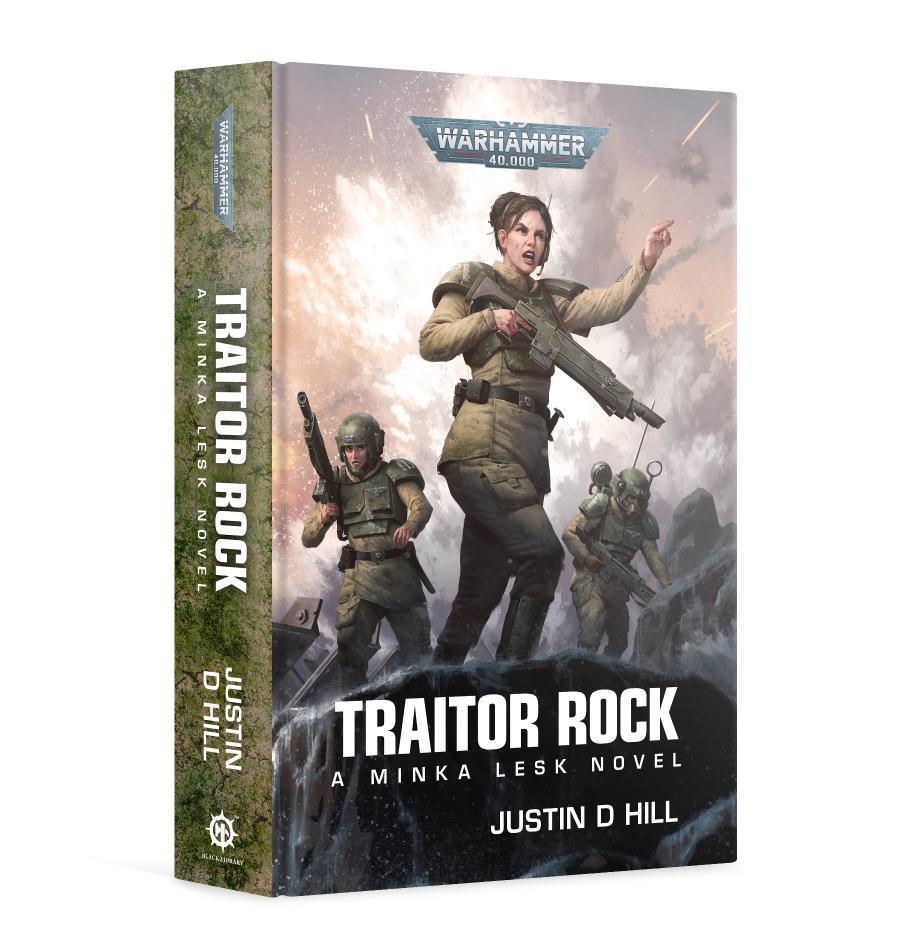 Traitor Rock (Hardback)