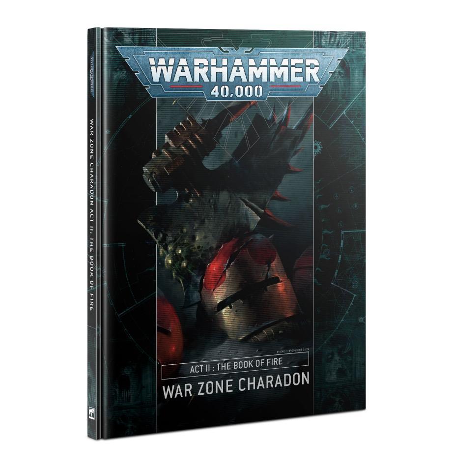 War Zone Charadon: Act II: Book of Fire (English)