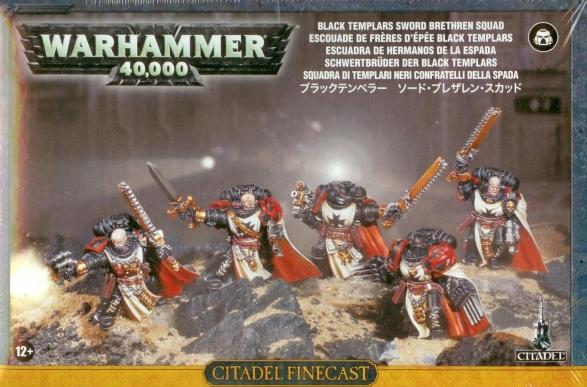 Black Templars Sword Brethren Squad