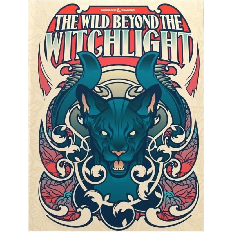 The Wild Beyond the Witchlight (Alternate Cover): Dungeons & Dragons (DDN)