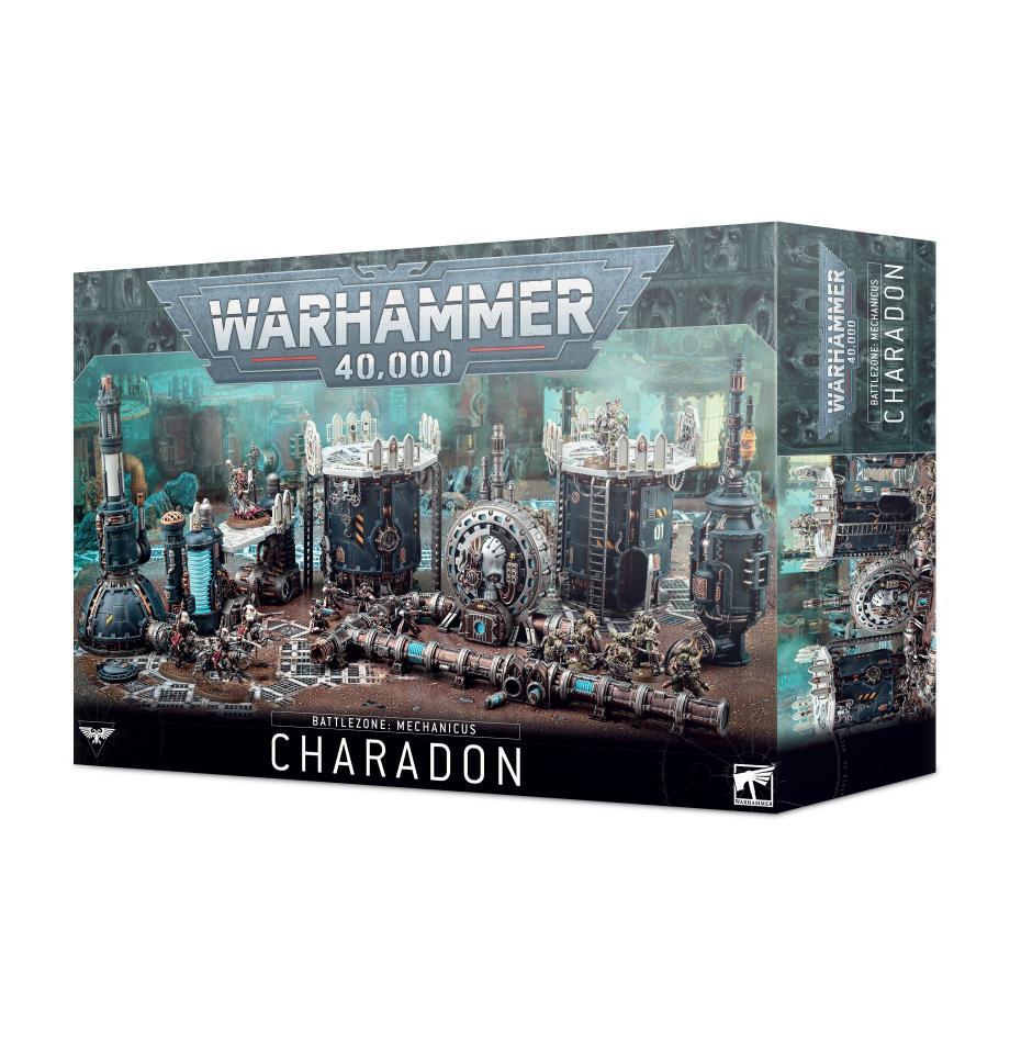 Battlezone: Mechanicus Charadon