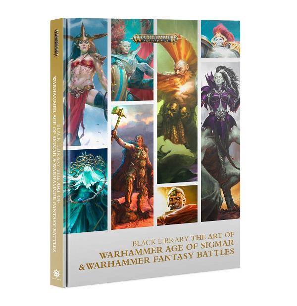 The Art of Age of Sigmar & Warhammer Fantasy Battles