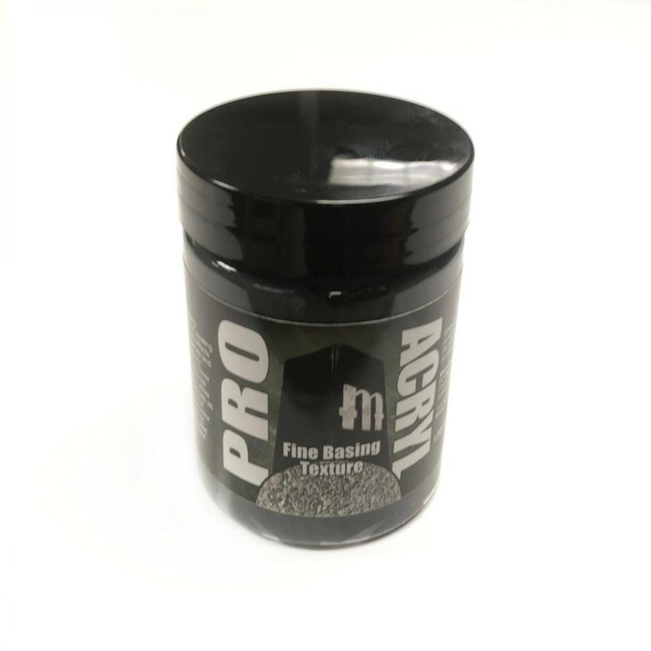 Pro Acryl Basing Texture – COARSE – Dark Grey