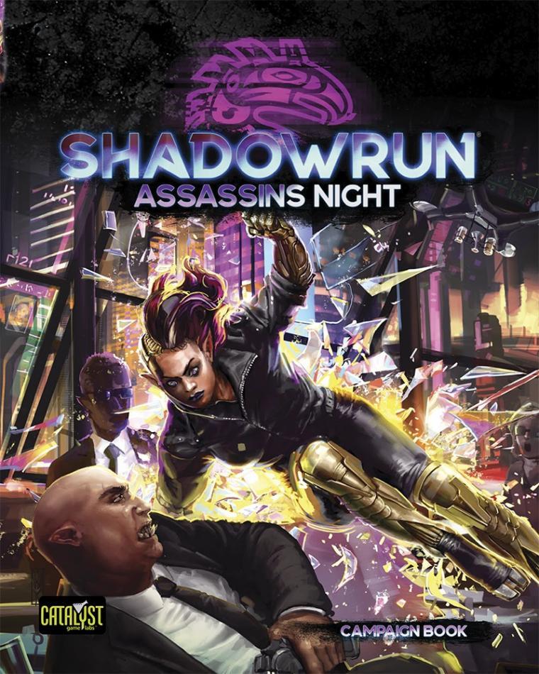 Shadowrun Assassin's Night