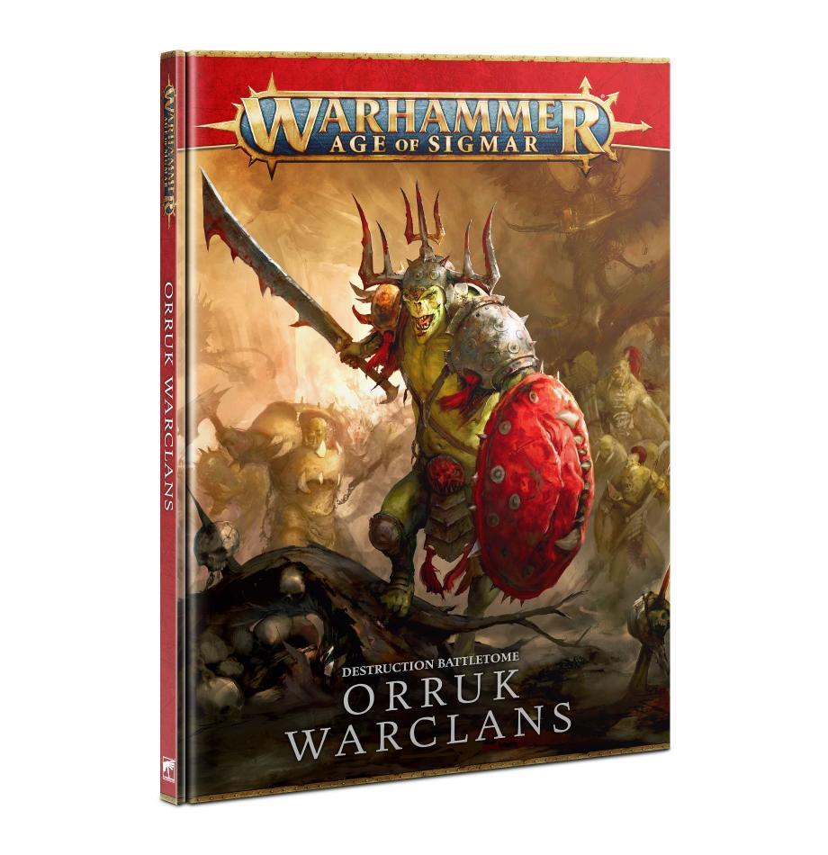 Battletome: Orruk Warclans (Hardback) (English)