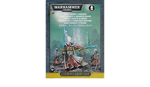 Eldar Farseer And Warlocks