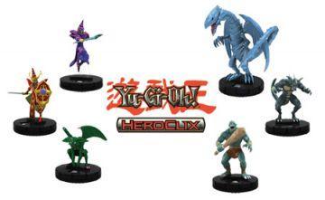 Yu-Gi-Oh! Heroclix Starter