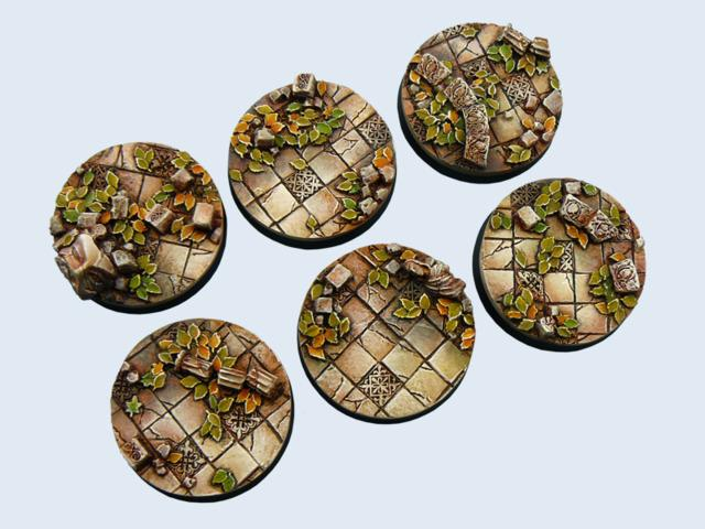 Ancient Bases, Round 40mm (2)