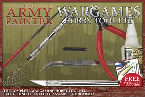 Wargamers Hobby Tool Kit