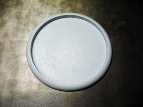 Round Lip: 80mm Hollow Blank (1)