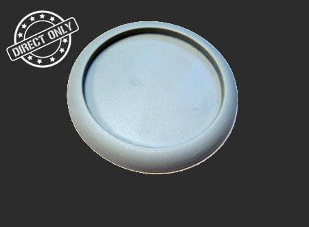 Round Lip: 50mm Hollow Blank (1)