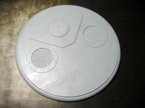 Round Lip: 120mm Iron Deck (1)