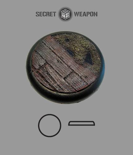 Round Lip: 50mm Trench Works Base 01 (1)
