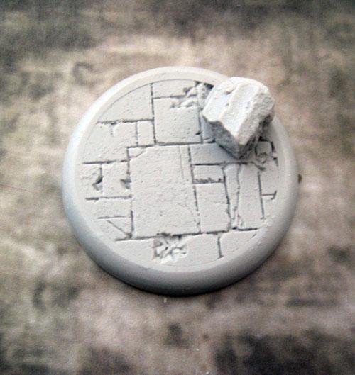 Round Lip: 50mm Flagstone Base 03 (1)