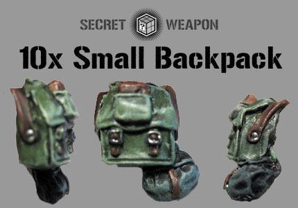 (10) Small Backpacks
