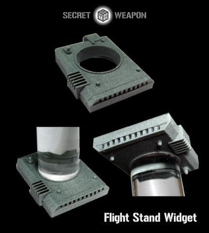 Flight Stand Widget - 2