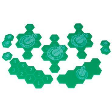 Greenmoon Smackers Acrylic Inserts